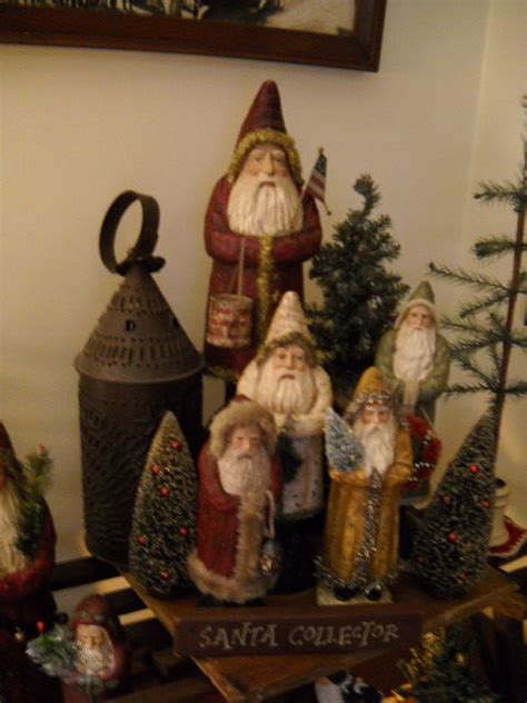 ragon house ragon house belsnickle santas primitive santas pinterest