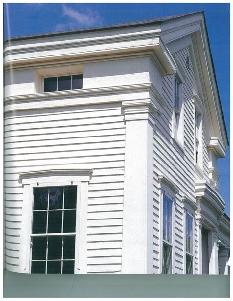 Exterior Cornice Pin By A B On Thoughts On Dwelling