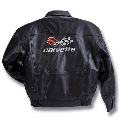 c7 corvette stingray 2014 s leather bomber jacket w