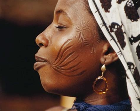 hope for nigeria tribal marks a receding identity culture