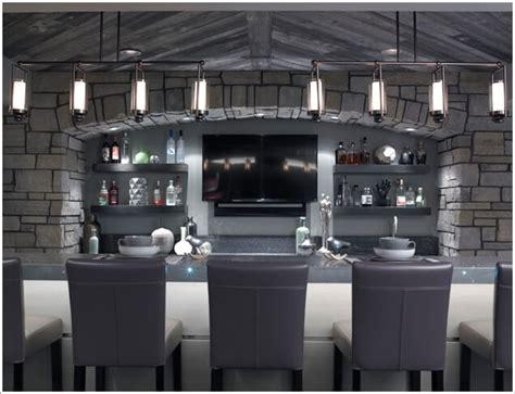 home bar lighting ideas 10 cool and creative home bar lighting ideas