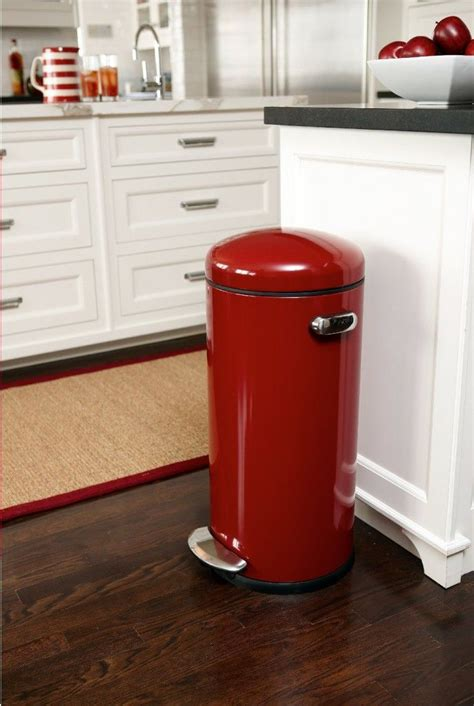 Kitchen Trash Can Ideas 17 Best Ideas About Modern Kitchen Trash Cans On Pinterest Rustic Kitchen Trash Cans Kitchen