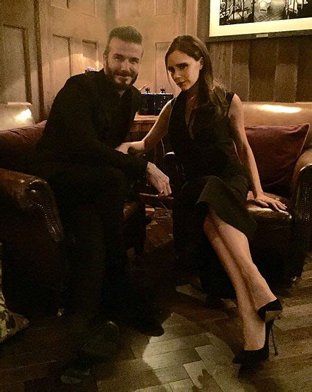 Beckham Snaps Up Seconds by David Beckham Gushes About Beautiful As