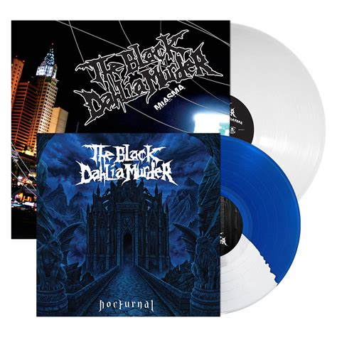 Metal Records The Black Dahlia Murder Lp Re Issues Via Metal Blade Records Move