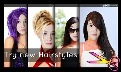 hairstyle wizard app computerized hairstyles for your face blackhairstylecuts com