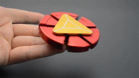 Fidget Spinner Tameng Iron Fidget Spinner Iron Besi iron fidget spinner reiview