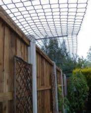 cat proof fencing how to cat proof a garden fence