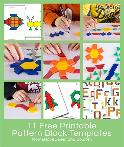 pattern block templates pinterest 1000 ideas about pattern block templates on pinterest