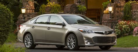 Toyota Avalon 2015 Price 2015 Toyota Avalon Pricing And Release Date