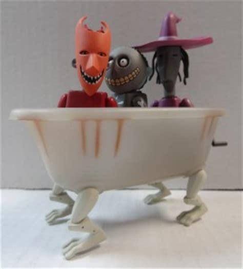 nightmare before christmas bathtub nightmare before christmas lock shock barrel bath tub