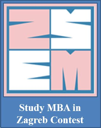 Free Study Mba by Study Mba In Zagreb With A Scholarship