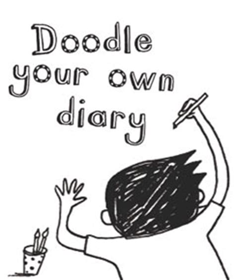doodle make your diary stuff tom gates
