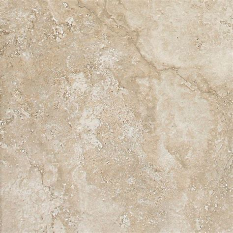 daltile del monoco carmina beige 20 in x 20 in glazed porcelain floor and wall tile 16 56 sq