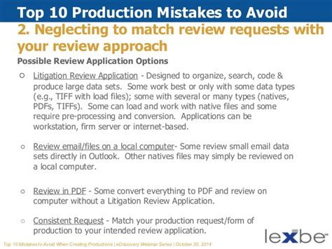 tips to avoid the 8 top mistakes when buying a house lexbe ediscovery webinar top 10 mistakes to avoid when