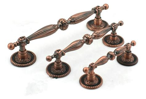 Antique Armoire Hardware by 2pcs 128mm Bronze Decorative Knobs Antique Kitchen Armoire
