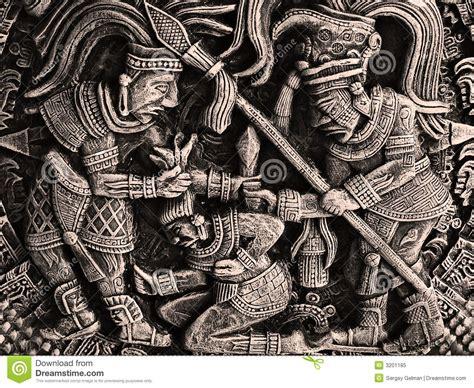 imagenes de herramientas aztecas aztecas foto de archivo libre de regal 237 as imagen 3201185