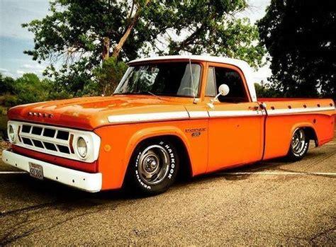 sale  dodge  sweptline awesome custom truck    bodies  classic