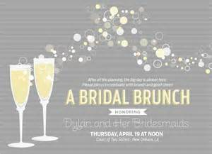 mimosa brunch invitations chagne brunch invitations by apinchoflovely on etsy