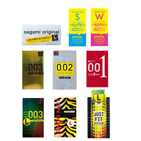 Sale Sagami Original L Size Non Japan large size ultimate value pack all from japan