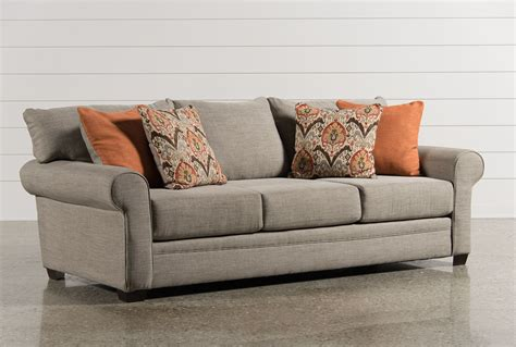 living spaces loveseat thompson sofa living spaces