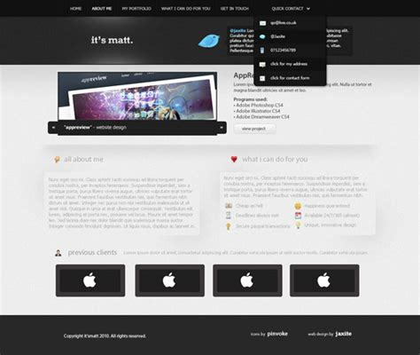 design inspiration web portfolio portfolio inspiration web design image search results
