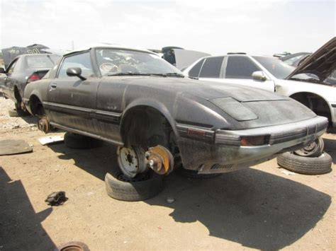 mazda rx 7 archives the about cars