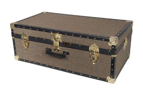 luggage trunks the traditional british luggage trunk by mossman