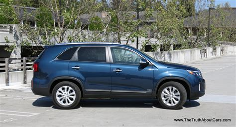 Kia Sorento 2014 Review 2014 Kia Sorento Ex The About Cars