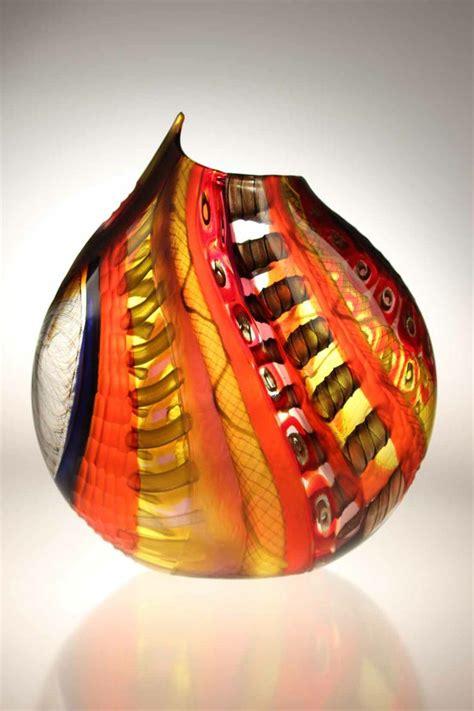 Murano Vase Murano Glass Studio Vase Notabilioso 8 New 2014 Murano