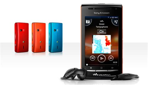 Hp Sony Xperia W8 sony ericsson new walkman phone w8