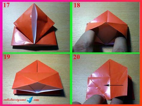 cara membuat origami kotak cara membuat origami kotak bersayap aneka bentuk origami
