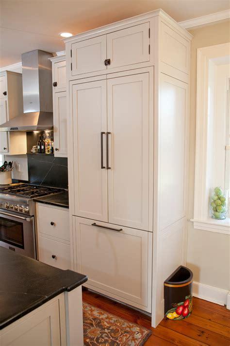 kitchen cabinets refrigerator panels panel ready refrigerator kitchen farmhouse with rocky