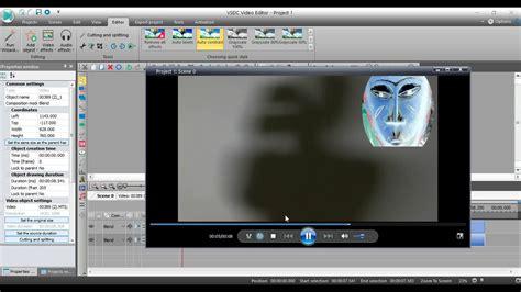 tutorial vsdc video editor bahasa indonesia vsdc video editor creating split screen oval doovi