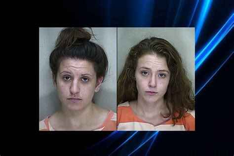 Ocala Fl Arrest Records Ocala Post Felony Warrant For Yields Two Arrests