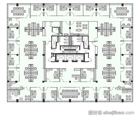office building layout 办公室风水布局图 设计本装修效果图