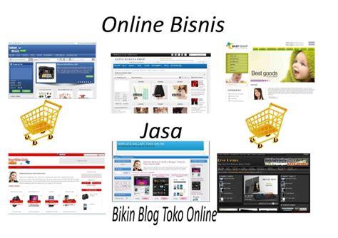 skripsi akuntansi e commerce pembuatan sistem informasi penjualan berbasis website jasa