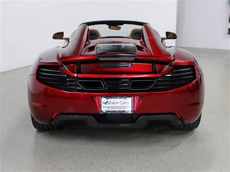 2013 Mclaren Mp4 12c by 2013 Mclaren Mp4 12c Spider
