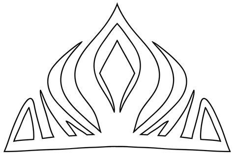 16 best images about templates on pinterest disney elsa crown downloadable template birthday pinterest