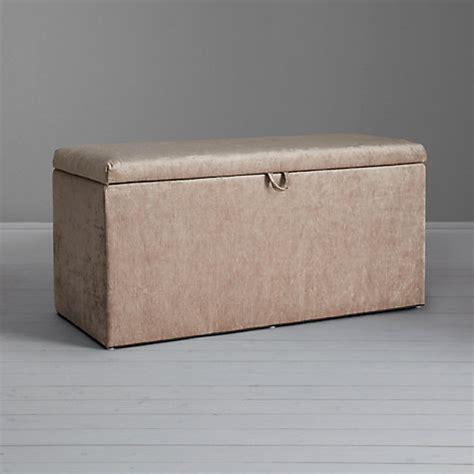 ottomans john lewis buy john lewis emily ottoman blanket box john lewis