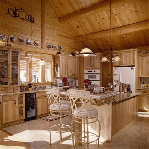 Log Home Kitchen Designs top 30 log home kitchen designs log home kitchen designs