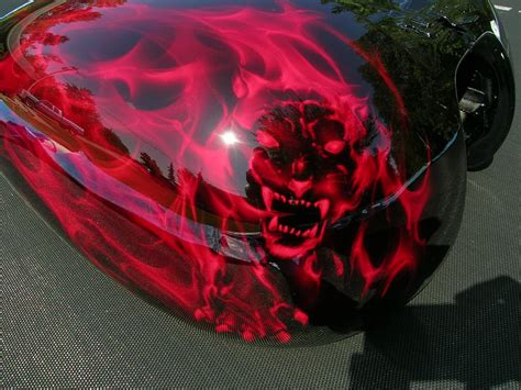 ghost pattern paint jobs custom motorcycle paint ghost flames car interior design