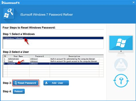 reset your login password windows 7 how to remove password in windows 7 without login