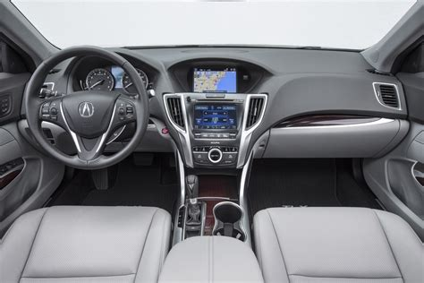2015 Acura Tlx Interior by 2015 Acura Tlx Review Best Car Site For Vroomgirls
