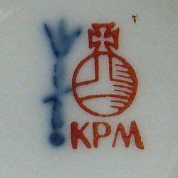 Kpm Porzellan Wert 5201 by Bodenmarken Die Porzellanmarken Geben Auskunft 252 Ber Das