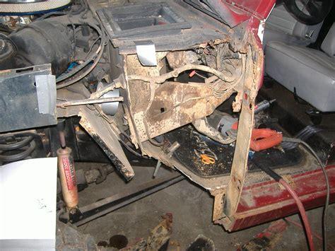 Rust Repair Bronco Rust Repair