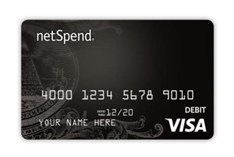 Netspend Gift Card Activation - prepaid cards for personal and commercial use netspend