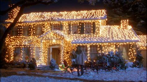 2 story christmas lights