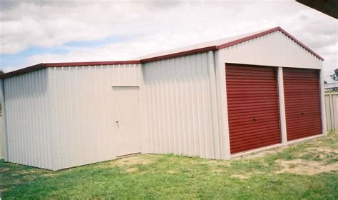 Garage L by L Shaped Garage Shed World