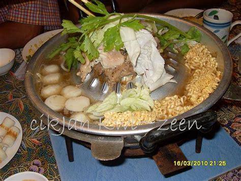 steamboat jalan panjang cik jah kwi zeen an adventure into foods fruits