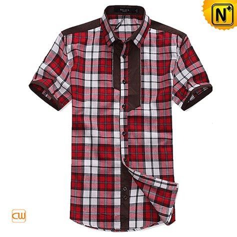 H513 Oldnavy Plaid Boyfriend Shirt Original Branded image gallery plaid shirts